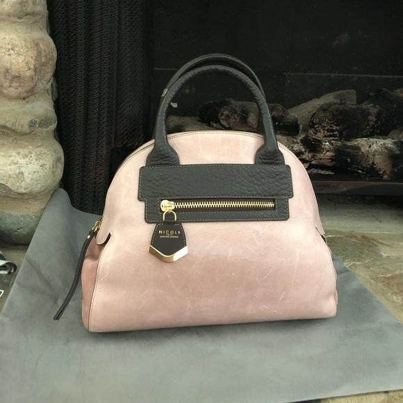 Leather Nicoli Used Poshmark New Bags Purse Genuine Never 7qwXHvx
